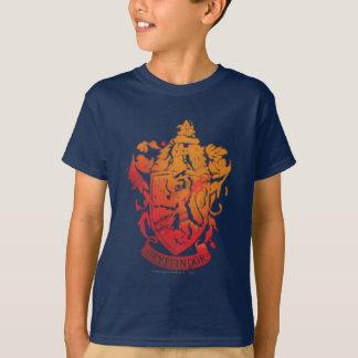 Escudo de Gryffindor - salpicado Camisas