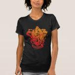 Escudo de Gryffindor - salpicado Camiseta