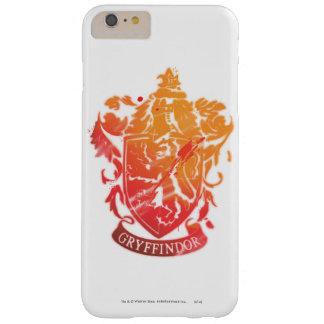Escudo de Gryffindor - salpicado Funda De iPhone 6 Plus Barely There