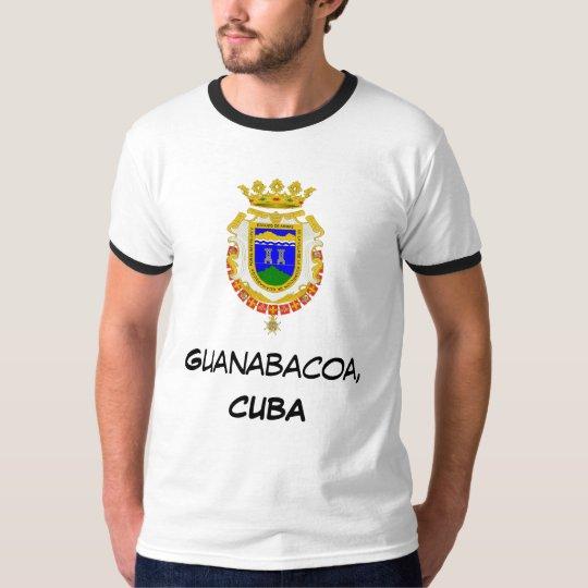 Escudo De Guanabacoa, Cuba T-Shirt