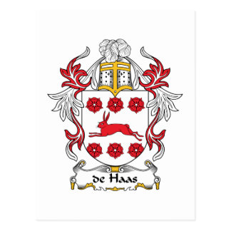 escudo de Haas Family Postal