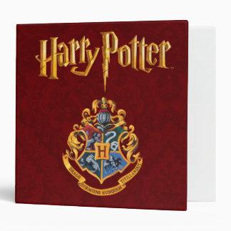 """Escudo de Hogwarts a todo color Carpeta 2"""""""