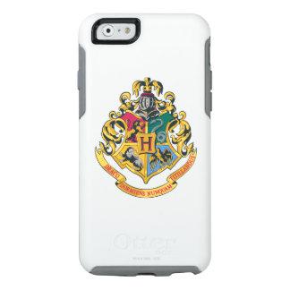 Escudo de Hogwarts a todo color Funda Otterbox Para iPhone 6/6s
