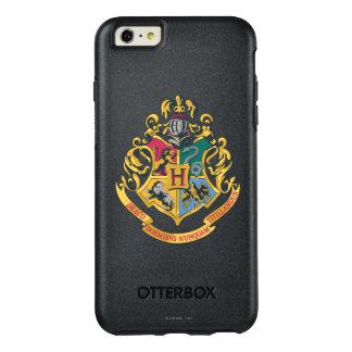 Escudo de Hogwarts a todo color Funda Otterbox Para iPhone 6/6s Plus