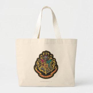 Escudo de Hogwarts Bolsa Tela Grande
