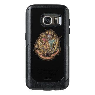 Escudo de Hogwarts - destruido Funda Otterbox Para Samsung Galaxy S7