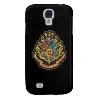 Escudo de Hogwarts Funda Para Galaxy S4