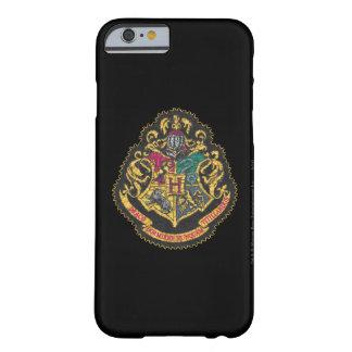 Escudo de Hogwarts Funda Para iPhone 6 Barely There