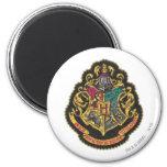 Escudo de Hogwarts Imán Redondo 5 Cm