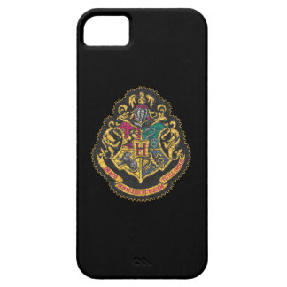 Escudo de Hogwarts iPhone 5 Carcasa