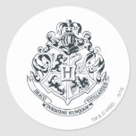 Escudo de Hogwarts Pegatinas