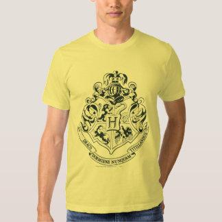 Escudo de Hogwarts Playera