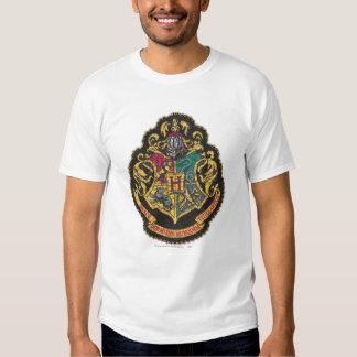 Escudo de Hogwarts Playeras