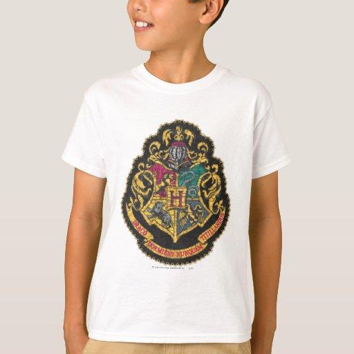Escudo de Hogwarts Remera