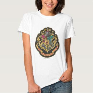 Escudo de Hogwarts Remeras