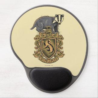Escudo de HUFFLEPUFF™ Alfombrillas De Ratón Con Gel