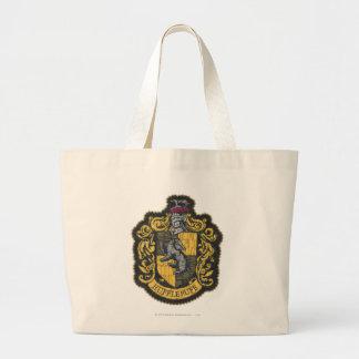 Escudo de Hufflepuff Bolsa De Mano