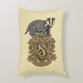 Escudo de HUFFLEPUFF™ Cojín Decorativo