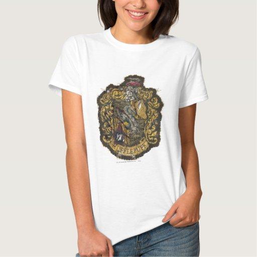 Escudo de Hufflepuff - destruido Camiseta
