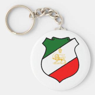 Escudo de Irán Llaveros Personalizados