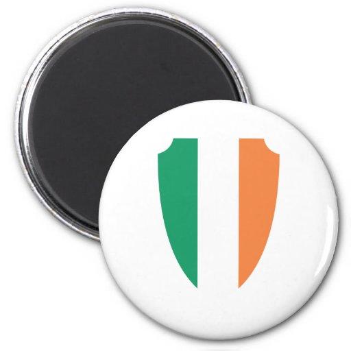 escudo de Irlanda Imanes De Nevera