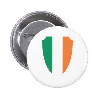 escudo de Irlanda Pin