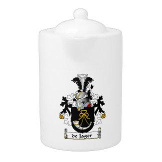 escudo de Jager Family