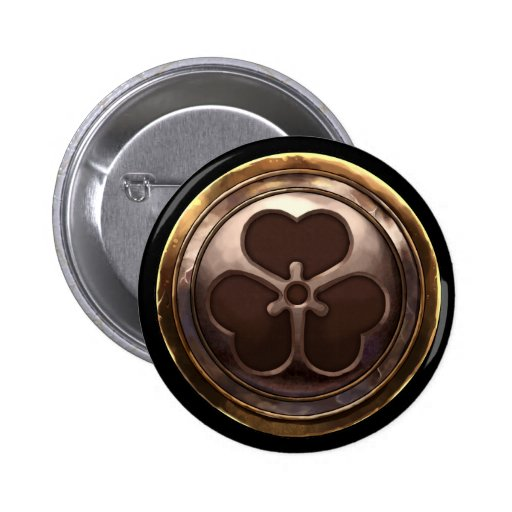 Escudo de Japanse (Kamon) Pins
