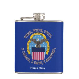 Escudo de la agencia de logística de defensa