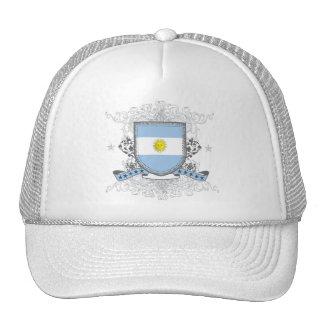 Escudo de la Argentina Gorras De Camionero