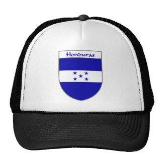 Escudo de la bandera de Honduras Gorras De Camionero