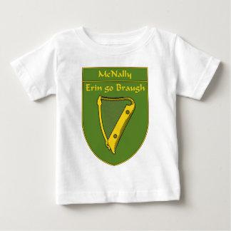 Escudo de la bandera de McNally 1798 Camisas