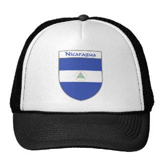Escudo de la bandera de Nicaragua Gorro