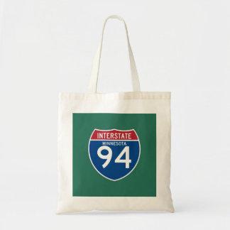 Escudo de la carretera nacional del manganeso I-94