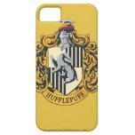 Escudo de la casa de Hufflepuff iPhone 5 Funda