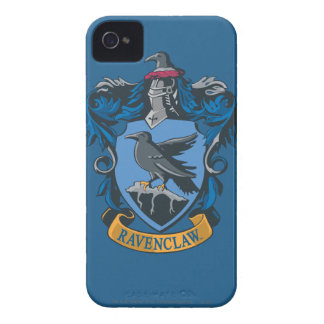 Escudo de la casa de Ravenclaw iPhone 4 Case-Mate Cobertura
