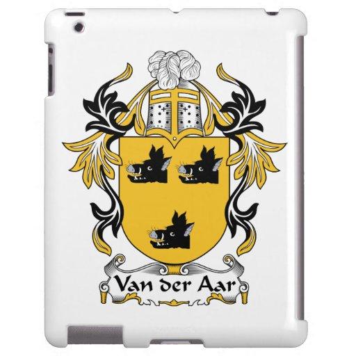 Escudo de la familia de Aar del der de Van