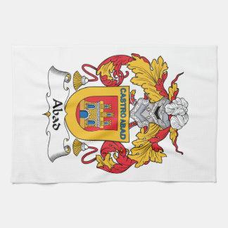 Escudo de la familia de Abad Toallas