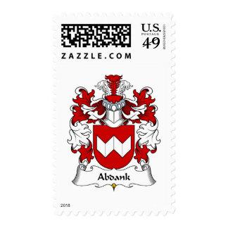 Escudo de la familia de Abdank Sello