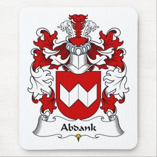 Escudo de la familia de Abdank Alfombrilla De Ratón
