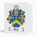 Escudo de la familia de Abela