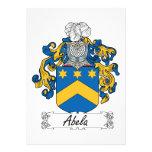 Escudo de la familia de Abela Anuncio Personalizado