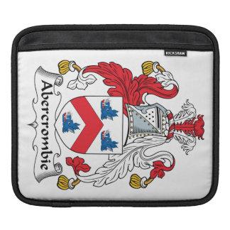 Escudo de la familia de Abercrombie Fundas Para iPads