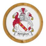Escudo de la familia de Abingdon