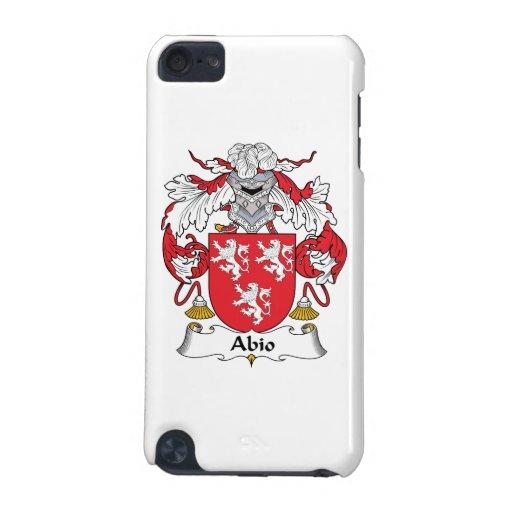 Escudo de la familia de Abio Funda Para iPod Touch 5G