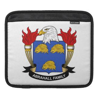 Escudo de la familia de Abrahall Manga De iPad