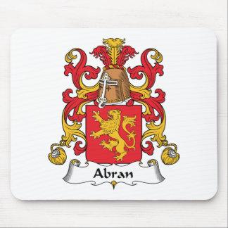 Escudo de la familia de Abran Alfombrilla De Raton