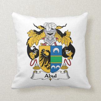 Escudo de la familia de Abul Cojin