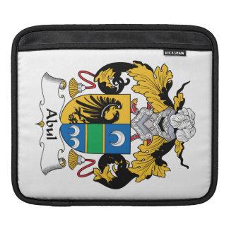 Escudo de la familia de Abul Funda Para iPads