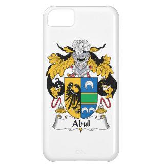 Escudo de la familia de Abul Funda Para iPhone 5C